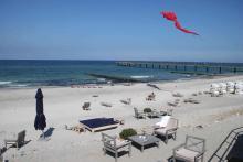 Traumhafter Ausblick auf die Ostsee
